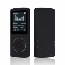 HccToo 16GB Portable Lossless Sound Music Player - Black