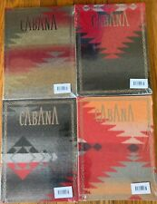 Four Sealed Copies Of Cabana Magazine Issues 8 — Ralph Lauren Fall-Winter 2017