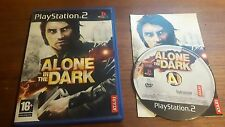ALONE IN THE DARK - PS2 PLAYSTATION 2 - COMPLETO - VERS ITA - BUONO