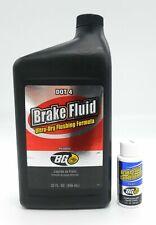 BG DOT4 BRAKE FLUID WITH BG CONDITIONER - PN84032 AND PN827