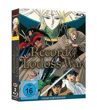 Record of Lodoss War - Gesamtausgabe Blu-ray