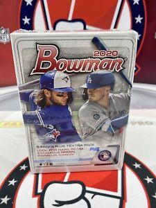 2020 Bowman Baseball Blaster Box Sealed New - Huge 72 Cards - MLB - On Sale ⚾️🔥