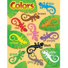 Color Critters Learning Chart Trend Enterprises Inc. T-38273