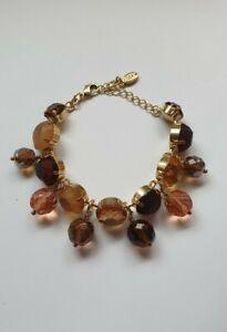 Pilgrim Beaded Crystal Bracelet