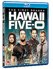 Hawaii Five-O - Series 1 - Complete (Blu-ray, 2011, 6-Disc Set)
