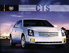 2006 Cadillac CTS CTS-V 34-page Original Sales Brochure Book - Canada Guide