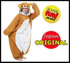 Original Sazac Rilakkuma Kigurumi Pajamas Halloween Costumes Rilakuma Dress