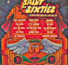 ++SALUT LES SIXTIES mckenzie/anka/byrds/little richard/georgie fame LP 1982 VG++