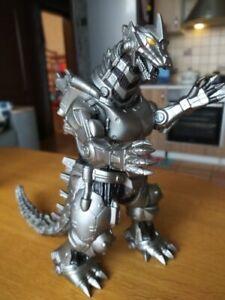 Movie Godzilla Mechanic Godzilla Mechagodzilla Figure New Loose