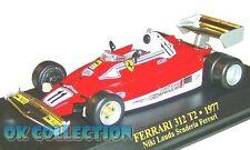 1:43 F1 - FERRARI 312 T2 (1977) sei ruote six wheels - Niki Lauda (55)