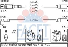 CAVI CANDELE AUDI CABRIOLET-A6 AVANT 2.0 VW GOLF II-PASSAT 1.6-1.8 94> N10070202