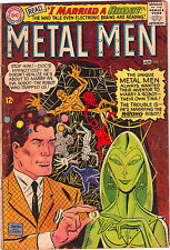 Metal Men #17 - I Married A Robot! - 1966 (4.5) WH
