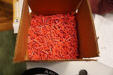 Molex 19154 Butt Splice Crimp Terminals PVC Insulated, 22-18 awg, 500 pcs
