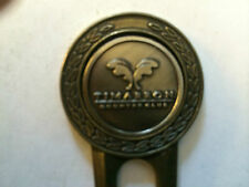 Timarron Country Club (Dallas) Ball Marker Only -- No Tool