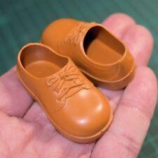 Six Million Dollar Man Bionic Adventure OSI Undercover Assignment Tan Shoes