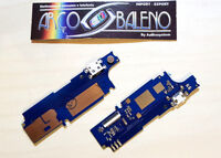 FLAT FLEX CONNETTORE DI CARICA WIKO PER FEVER 4G RICARICA +MICROFONO MICRO USB