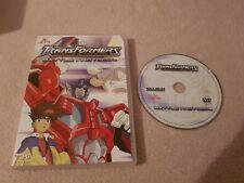transformers battle protocol DVD