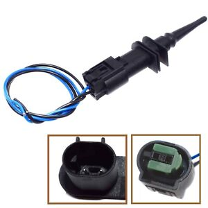 Outside Ambient Air Temperature Sensor W/ Pigtail For BMW 1 6 7 Series E39 New