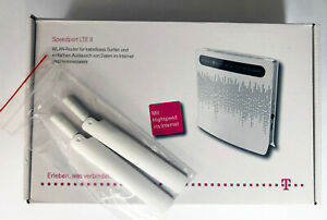Telekom Speedport LTE II Huawei B593s-12 bis 100 Mbit/s 2 St. SMA LTE Antenne