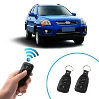 Universal Car Door Lock Locking Keyless Entry System Remote Control Central