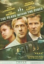 The Place Beyond the Pines (DVD - Disc only)
