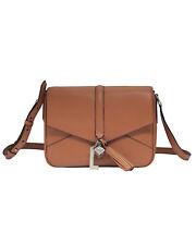Nine de Lancel Small Grained Calfskin Leather Handbag A0788520TU