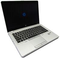 "HP EliteBook Folio 9470m 14"" Core i5-3427U 1.8GHz 160GB 4GB Win 10 Pro"