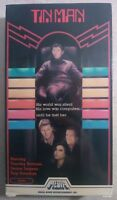 Tin Man - VHS - Bottoms/Jurgens/Donahue - Media Home Entertainment - Ex-Rental
