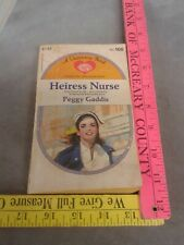 Heiress Nurse by Peggy Gaddis