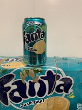 (1) Fanta Toronja Grapefruit Can Rare Exotic Soft Soda Pop 355 mL 12 fl oz