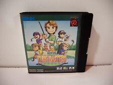 Neo Turf Masters Big Tournament Golf SNK Neo Geo Pocket Color Pal Fr Esp