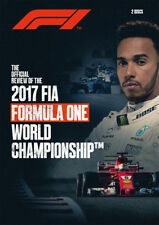 FORMULA ONE 2017 -  DVD Season Review LEWIS HAMILTON - F1 1 Grand Prix NEW UK