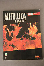 Metallica:Load - Play It Like it Is Gitarren-Lehrbuch mit Noten und Tabulaturen