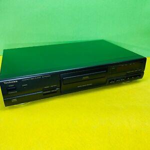 Technics SL-PG480A Award Winning CD Player Tested Working