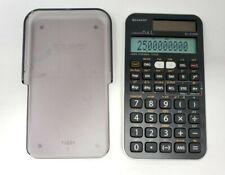 SHARP EL-510RN Scientific Calculator High School College University