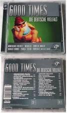 Good Times la Deutsche diversità/Stephan Remmler, Paola,... Sony do-CD OVP
