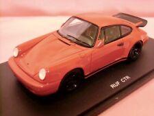 Porsche 911 964 Ruf Ctr Red Spark 1/43 No Hpi Bbr  Tsm