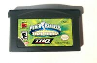 Saban's Power Rangers: Time Force NINTENDO GAMEBOY ADVANCE GBA Tested + Working