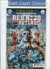 RED HOOD AND THE OUTLAWS #14 - DC UNIVERSE REBIRTH