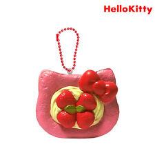 Hello Kitty Strawberry Danish Squishy by NIC Berry Cake Version