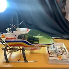 Ikarus ECO8 Helicopter - Venom Fireball Motor - For Parts - Untested