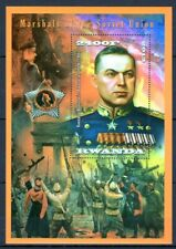 RWANDA 2013 MARSHALS OF THE WAR KONSTANTIN ROKOSSOVSKY BERLIN CAPT OPERATION MNH