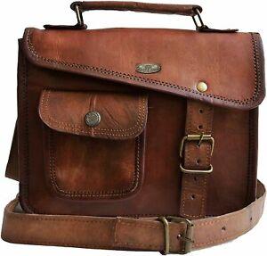 Leather Women Messenger Satchel Crossbody Ladies GVB Bag Handbag Shoulder Purse