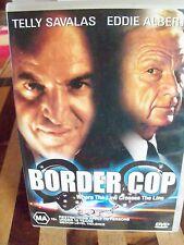 Border Cop (DVD, 2004) * USED *