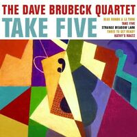 DAVE QUARTET BRUBECK - TAKE FIVE 3 CD NEU