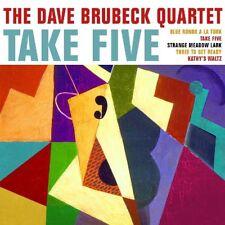 DAVE QUARTET BRUBECK - TAKE FIVE 3 CD NEUF