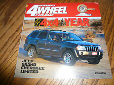 2005 Jeep Grand Cherokee Limited Petersen's 4Wheel Off Road Magazine Article