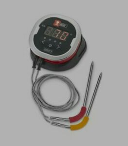 Weber iGrill 2Bluetooth Thermometer Black 7221