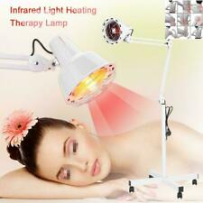 275w Floor Stand Infrared Light Heating Therapy Pain Relief Skin Care Lamp