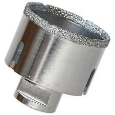 Ø 60mm Diamant Hohlbohrer, Bohrkrone  für Fliesen hartes Feinsteinzeug Granit
